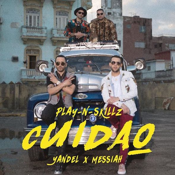 Photo of Play-N-Skillz, Yandel y Messiah estrenan 'Cuidao'