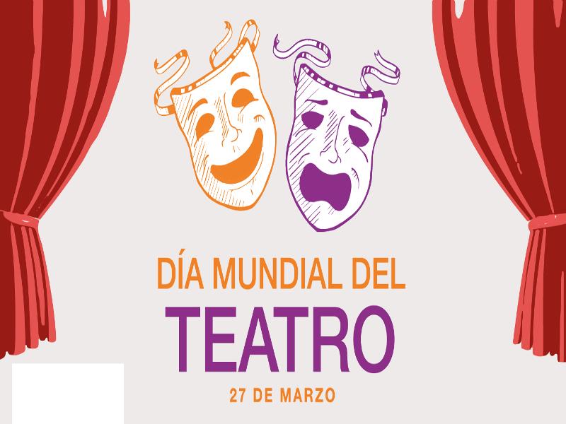 Photo of Hoy celebramos 'El Día Mundial del Teatro'