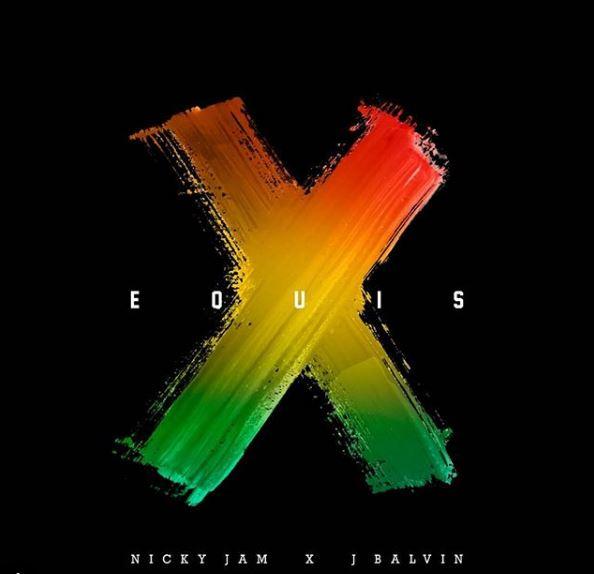 Photo of Nicky Jam y J Balvin estrenan 'X'