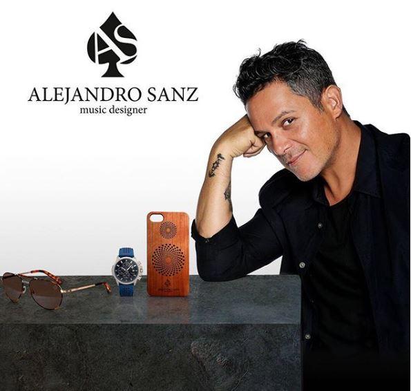 Photo of Alejandro Sank lanza sus primeros diseños