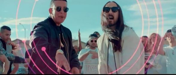 Photo of Steve Aoki, Daddy Yankee y Elvis Crespo presentan 'Azukita'