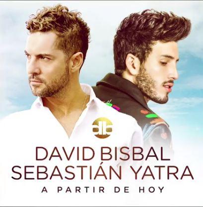 Photo of 'A partir de hoy' de David Bisbal y Sebastián Yatra ya tiene fecha de estreno