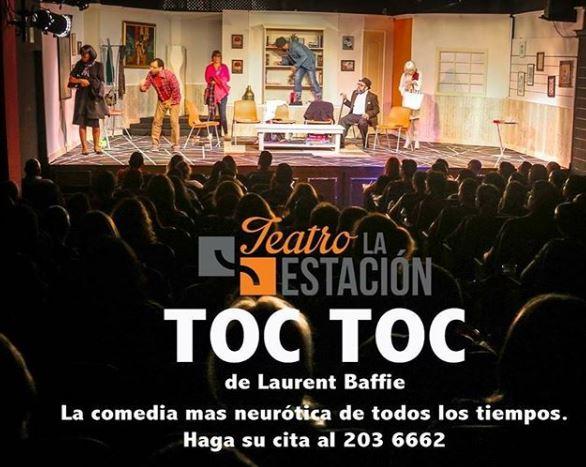 Photo of Fin de semana para disfrutar de la obra 'Toc Toc'