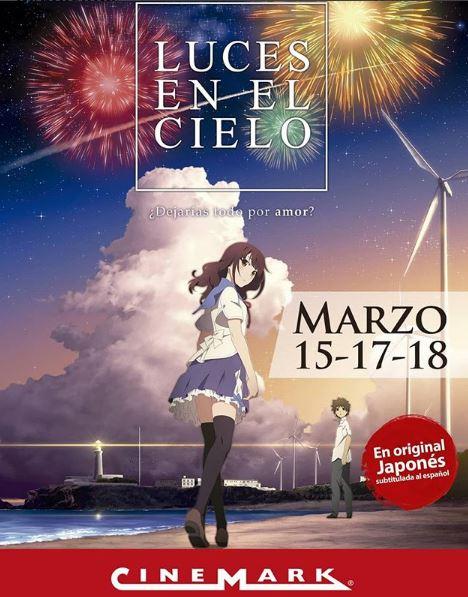 Photo of 'Luces en el cielo' este fin de semana en Cinemark
