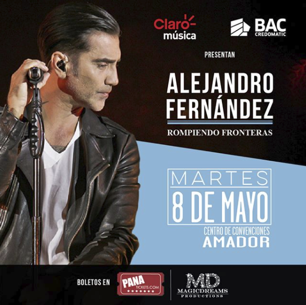 Photo of Alejandro Fernandez estará en Panamá