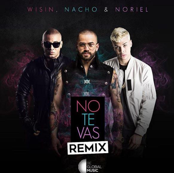 Photo of Nacho anuncia fecha para el estreno de 'No Te Vas' versión Remix