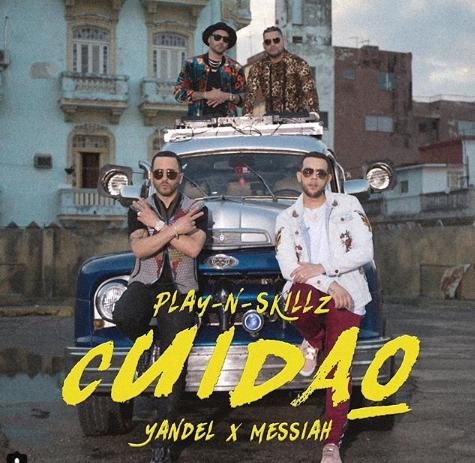 Photo of Yandel y Messiah estrenan «Cuidao»