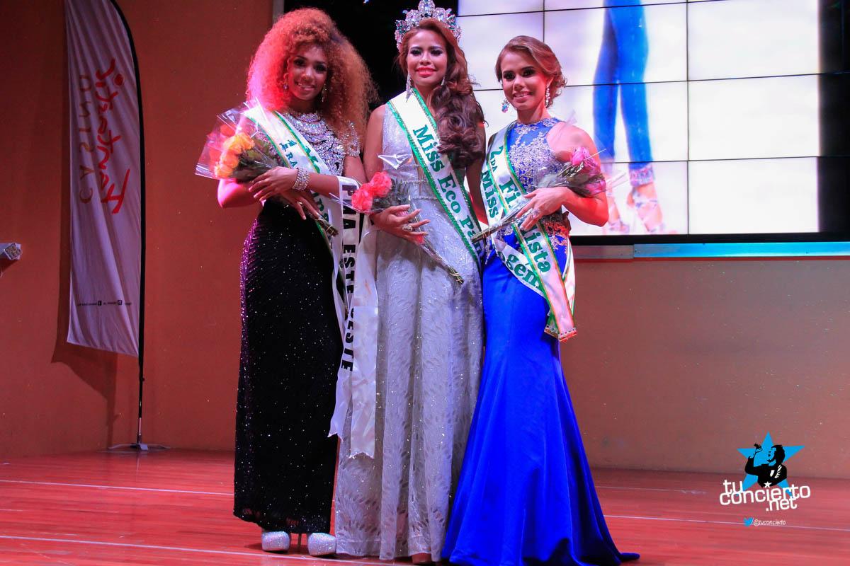 Photo of Miss Eco Panamá 2018
