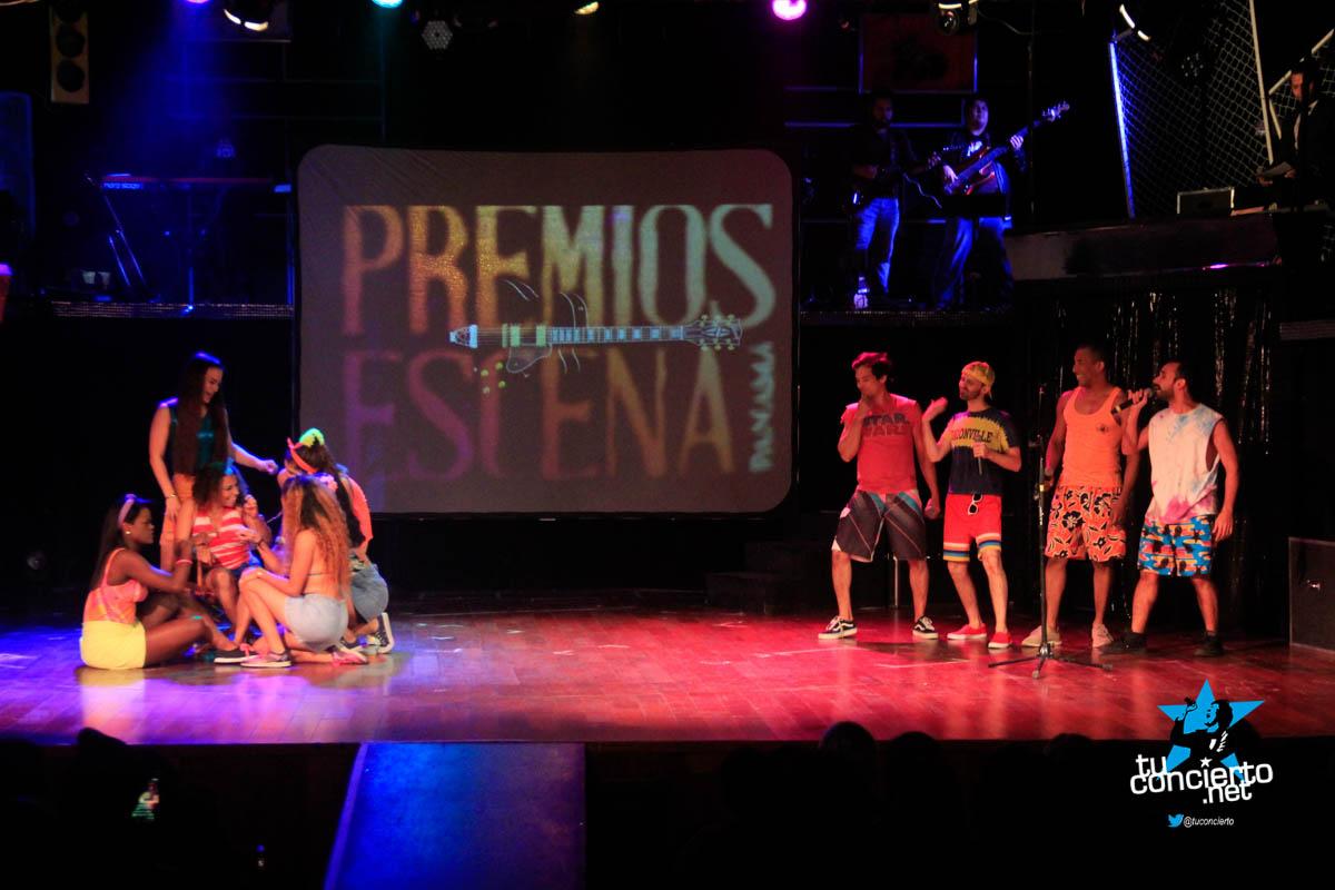 Photo of Noche de Premiación en Premios Escena