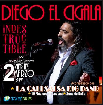 Photo of Esta noche el gran concierto Diego el Cigala