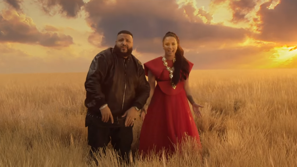 Photo of DJ Khaled y Demi Lovato estrenan sencillo «I Believe»