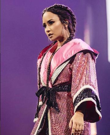 "Photo of Demi Lovato viene a Panamá con ""Tell Me You Love Me World Tour"""