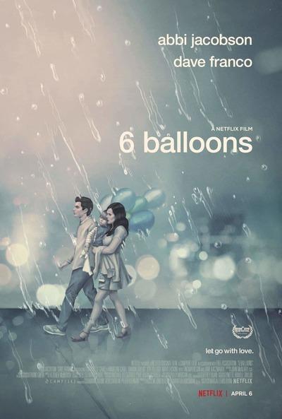 Photo of Netflix estrena el tráiler de '6 Balloons'