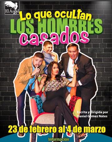 Photo of 'Lo Que Ocultan Los Hombres Casados'