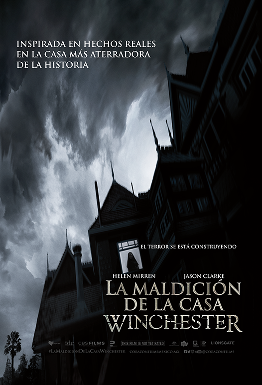 Photo of Jueves de estreno 'La Maldición de la Casa Winchester'