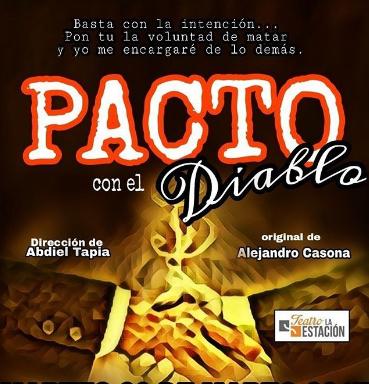 Photo of Obra «Pacto con el Diablo»