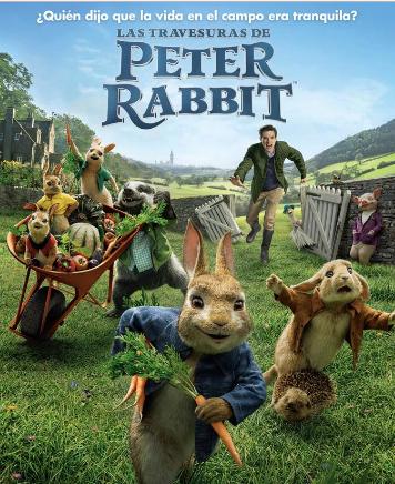 Photo of Las Travesuras de Peter Rabbit