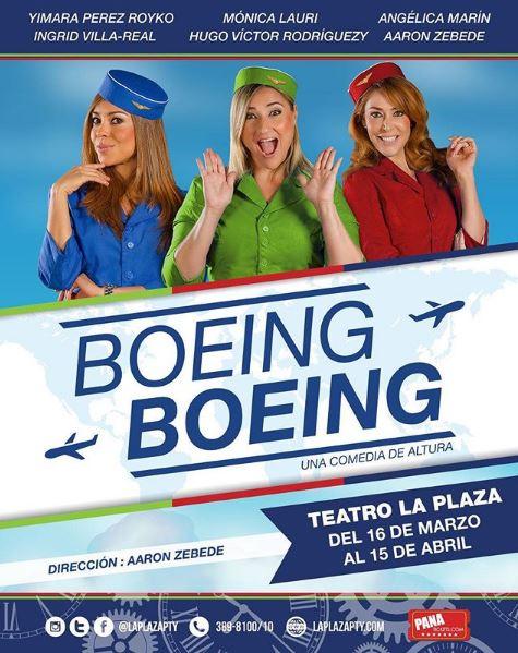 """Photo of Esta noche gran estreno de """"Boeing Boeing"""""""