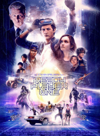 Photo of Ready Player One' presenta su 3er. tráiler