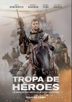Photo of Próximo estreno de «Tropa de Héroes»
