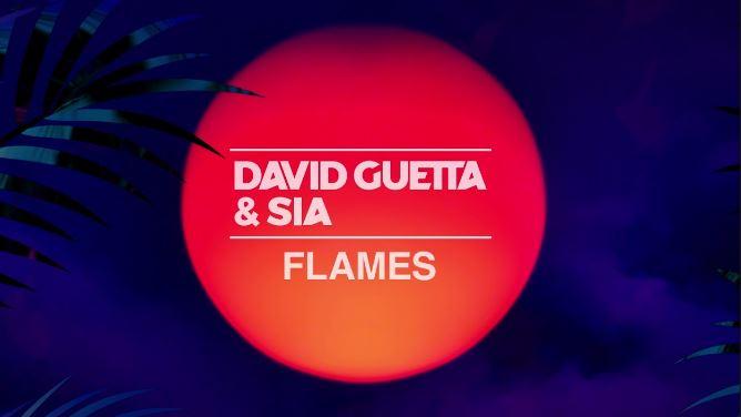 Photo of David Guetta presenta 'Flames' junto a Sia