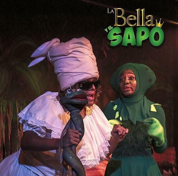 """Photo of Fin de semana para disfrutar de la obra """"La Bella y el Sapo"""""""