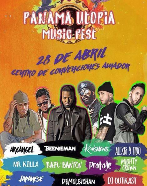 Photo of Panamá Utopia Music Fest