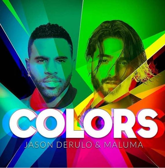 Photo of Maluma y Jason Derulo lanzan el vídeo oficial de 'Colors'
