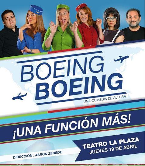 """Photo of """"Boeing Boeing"""" presenta una nueva función"""