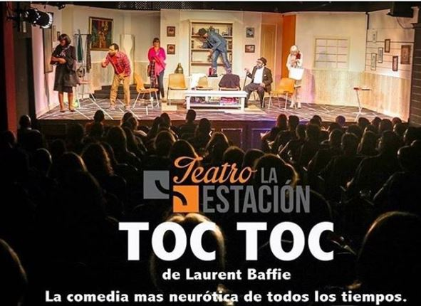 Photo of Últimas funciones para la obra 'Toc Toc'