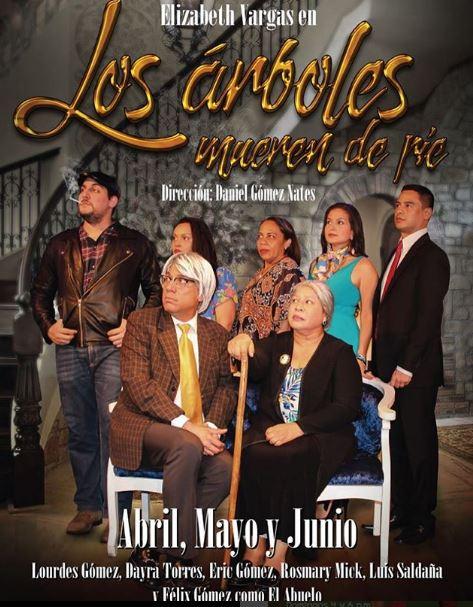 Photo of Obra 'Los Árboles mueren de pie'