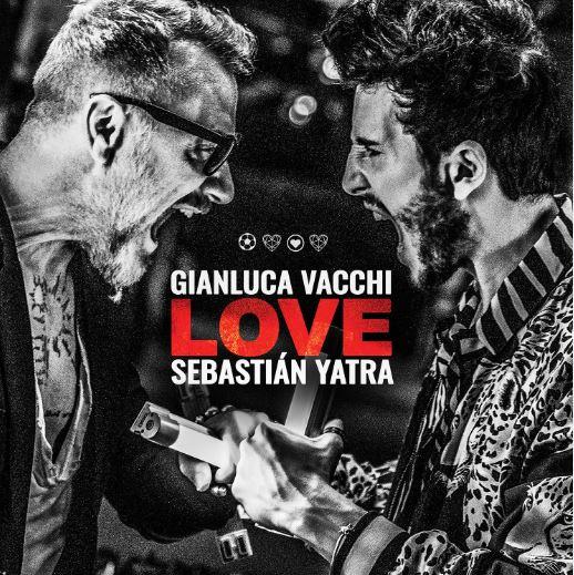 Photo of Gianluca Vacchi junto a Sebastián Yatra estrenan 'Love'