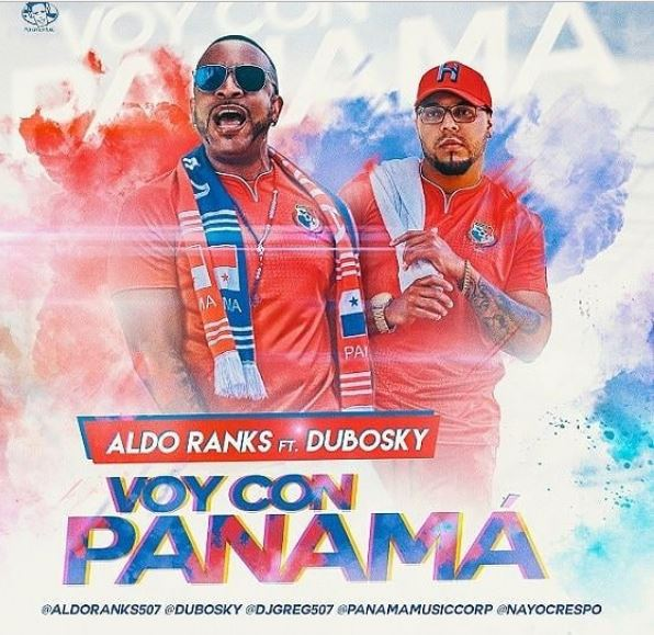 """Photo of Aldo Ranks Ft. Dubosky presentan su nuevo tema """"Voy Con Panamá"""""""