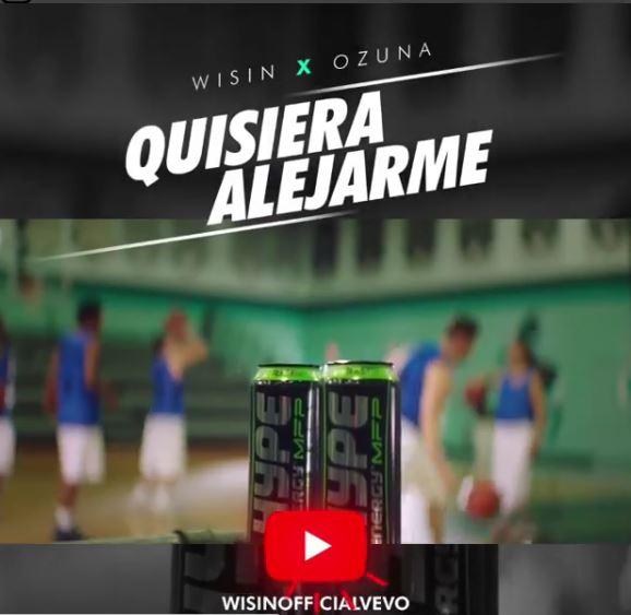 Photo of Wisin y Ozuna lanzaron vídeo de «Quisiera alejarme»