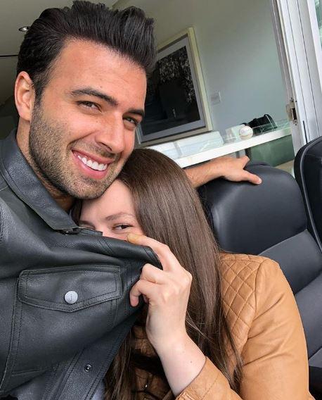 Photo of Se asoma un romance entre Jean Carlos Canela y Joy Huerta