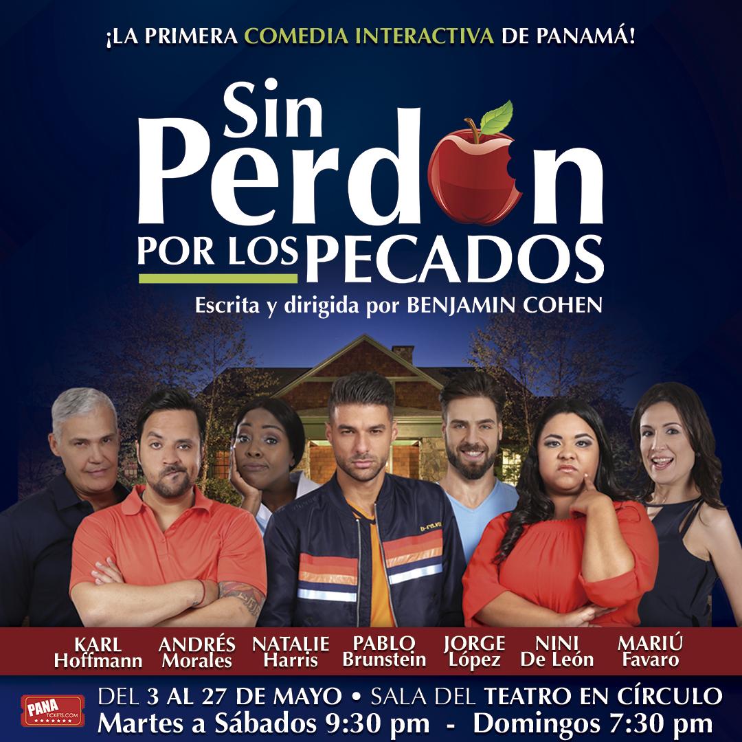 """Photo of Llega la obra teatral """"Sin perdón por los pecados"""""""