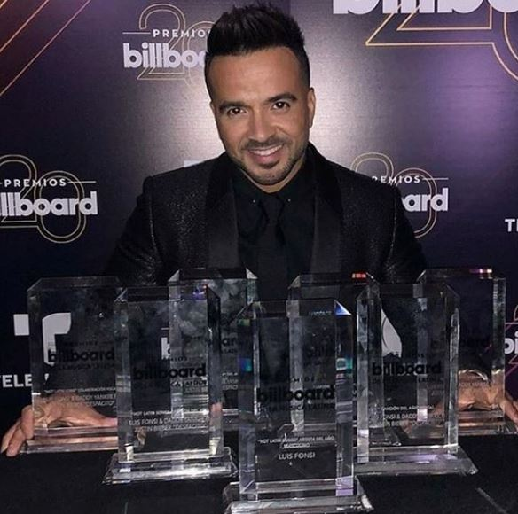 Photo of Ganadores de los Premios Billboard 2018 Latino