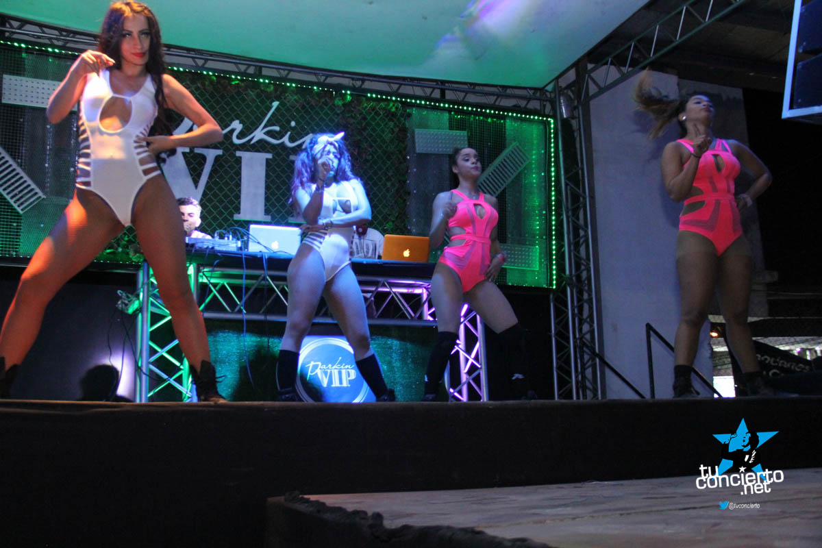 Photo of #Candygirls en Parkin VIP La Chorrera