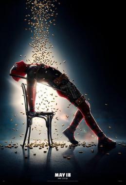 Photo of Preventa en Cinemark para «Deadpool 2»