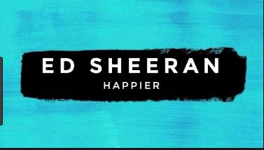Photo of Ed Sheeran estrena 'Happier'
