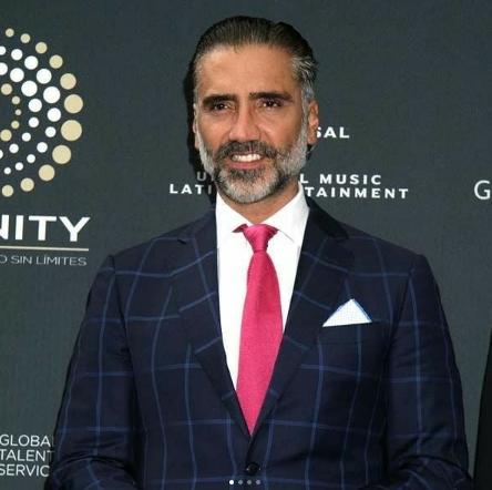 Photo of HBD para Alejandro Fernández