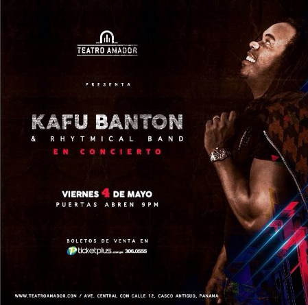 Photo of Concierto de Kafu Banton