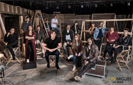 Photo of La nueva serie Luis Miguel presenta su elenco