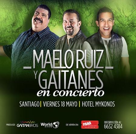 Photo of Concierto de Maelo Ruiz y Gaitanes en Panamá