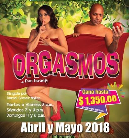 Photo of Hoy gran estreno de «Orgasmos»