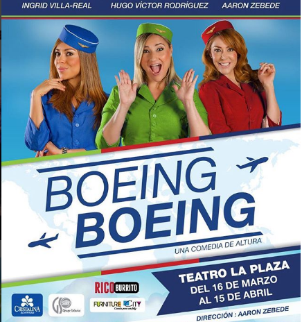 "Photo of ""Boeing Boeing"""