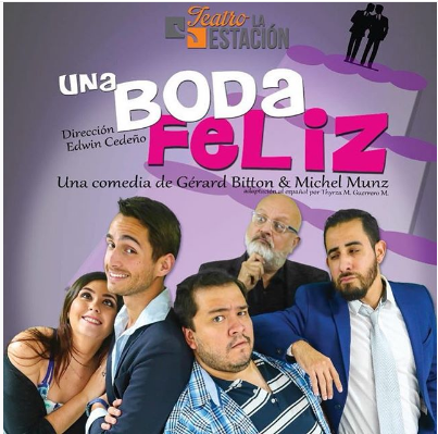 "Photo of Muy pronto la obra ""Una Boda Feliz"""