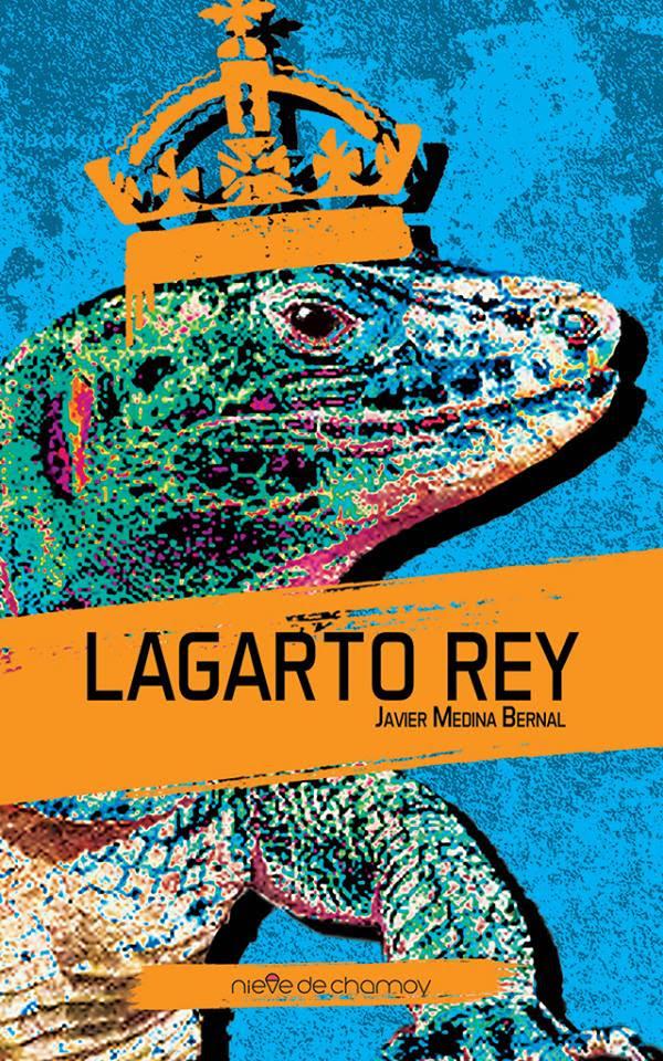 Photo of Javier Medina Bernal publica su primera novela «Lagarto Rey» en México