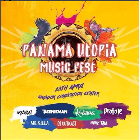 Photo of Disfruta hoy de Panamá Utopía Music Fest 2018