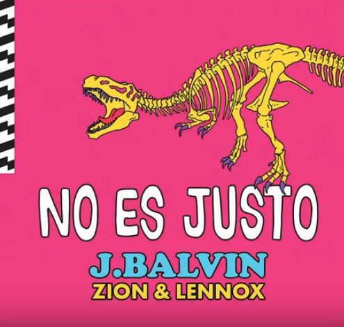 Photo of J Balvin lanza tema 'No es Justo' con Zion & Lennox'